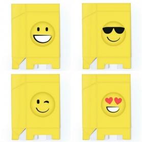 Caixas de emoticon