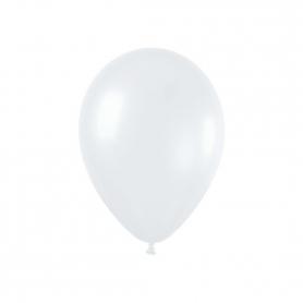 Balões brancos