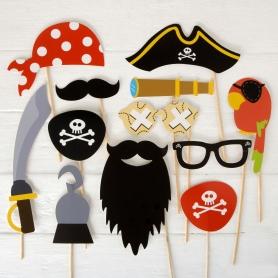 Conjunto de Piratas de Fotocélula