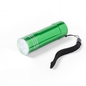 Lanterna led de alumínio