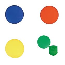 Frisbee de tecido