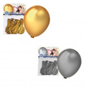 Conjunto de 8 Balões para Decoração