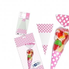 Pacote de saquinhos de doces