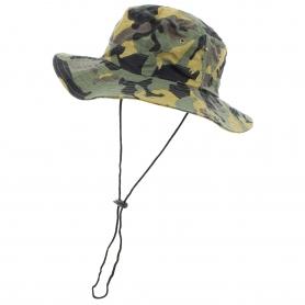 Chapéu de camuflagem