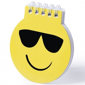 Emoticons Mini Notebook