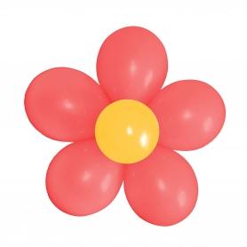 Pack para fazer uma flor de balão