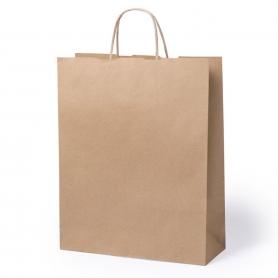 Saco de presente de papel Kraft