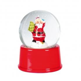 Bola de cristal de natal