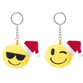 Chaveiro dos Emoticons do Natal