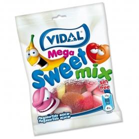Variedade de Gummies com Açúcar
