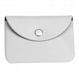 Bolsa branca para detalhes