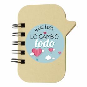 Caderno romântico