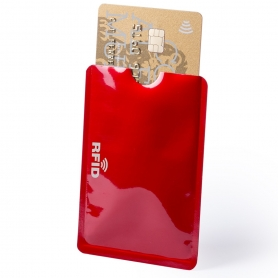 Suporte de cartão de segurança
