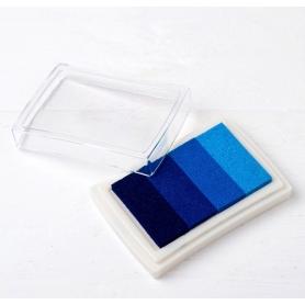 Tinta Pegada Azul