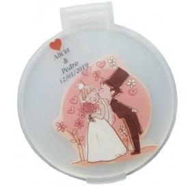 Espelho De Casamento Personalizado
