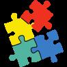 Puzzles originais e baratos para crianças e adultos