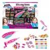 Conjunto de brinquedos lindos para meninas e meninos